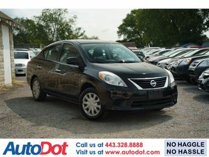 2012 Nissan Versa for Sale in Sykesville, MD