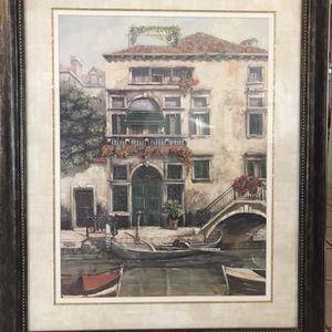 Venice Canal Wall Art for Sale in Gilbert, AZ
