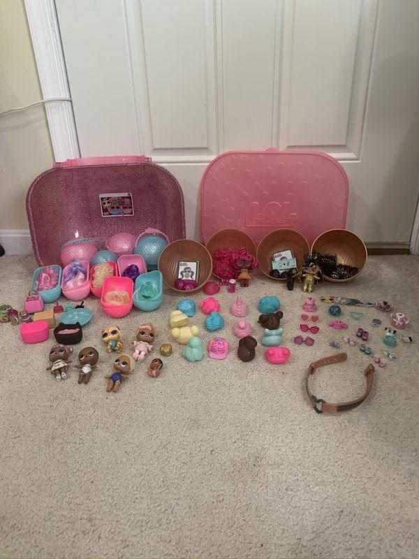 LOL Surprise Dolls & Accessories