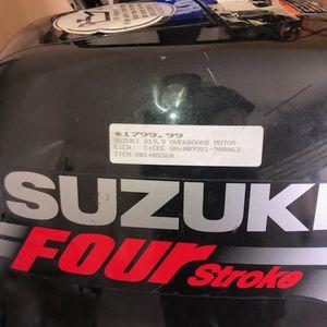 Suzuki overboard motor *Brand New Never used* for Sale in Atlanta, GA