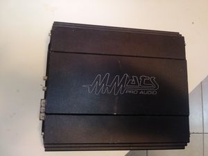 MMATT'S. PRO AUDIO 2000 watt's. for Sale in Delray Beach, FL