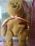 VERY RARE TY TEANIE BEANIE GERMANIA THE BEAR for Sale in Malaga, WA