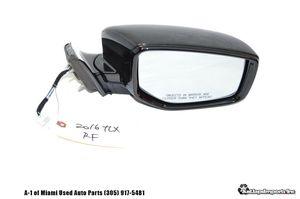 15 16 17 18 ACURA TLX OEM RIGHT PASSENGER DOOR AUTODIM SIGNAL MIRROR for Sale in Hialeah, FL