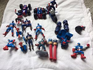 Captain America Set-2 for Sale in Kent, WA