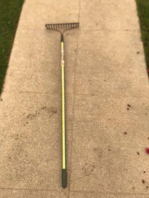 Iron rake for Sale in San Jose, CA