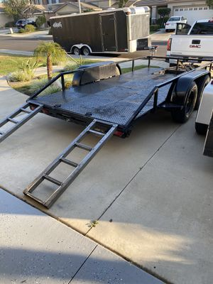 Trailer for Sale in Fontana, CA