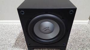 "MARTIN LOGAN *MINT* DYNAMO 10"" POWERED SUBWOOFER SPEAKER SYSTEM for Sale in Bothell, WA"
