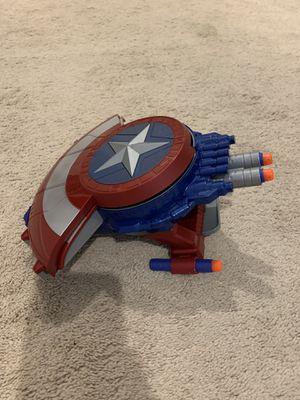 Nerf Captain America Shield for Sale in Bonney Lake, WA