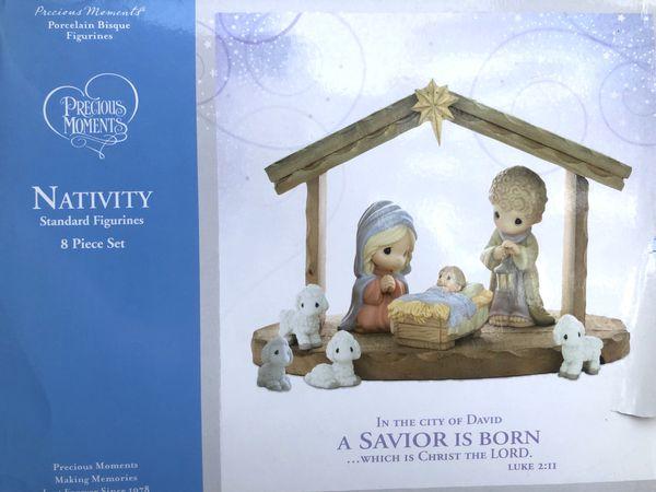 Precious Moments nativity