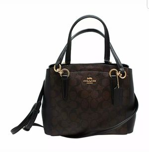 Handbag PVC Canvas Leather for Sale in Sudley Springs, VA