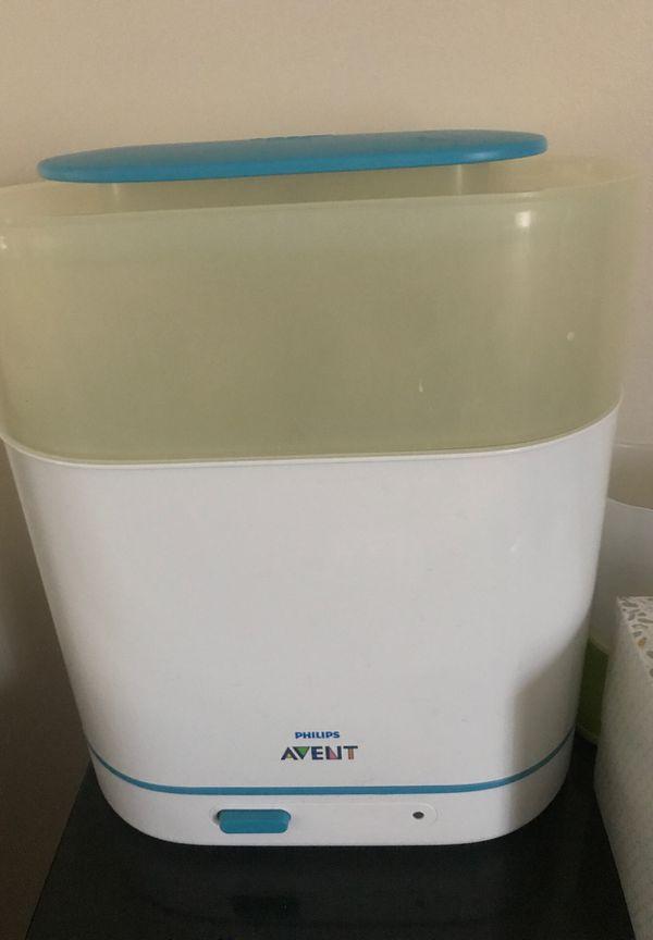 Avent Bottle sanitizers