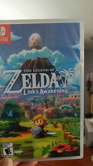 Nintendo Switch - The Legend of Zelda Link's Awakening for Sale in Columbus, OH