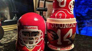 Toy collectable Oklahoma Sooners souvenir for Sale in Sheridan, CO