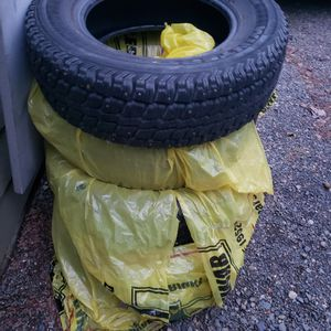 Set Of Tires, Used for Sale in Portland, OR