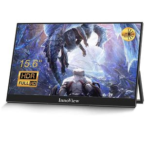 """2021 Upgraded 15.6"""" IPS FHD 1080P USB-C×2 Laptop Monitor, Ultra-Slim Second Screen with Eye Care, Gaming Monitor for Android/iPhone Mac Laptop PS4 Xbo for Sale in Eastvale, CA"""