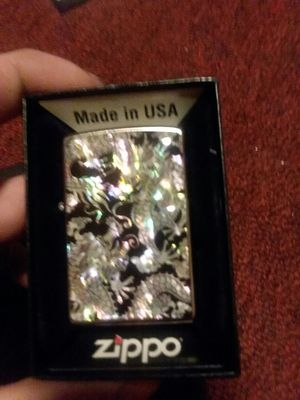 Zippo dargon lighter never used for Sale in Fountain Inn, SC