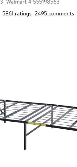 Foldable Twin Size Bed Frame Only! for Sale in Auburn,  WA