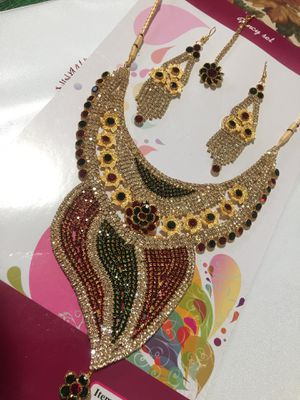 4 piece Indian jewerly set for Sale in Sacramento, CA