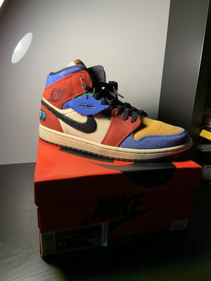 Air Jordan 1 MID SE Fearless NA for Sale in Compton, CA