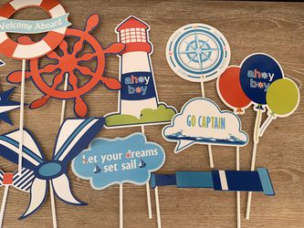 Nautical photo booth props for Sale in Homestead,  FL