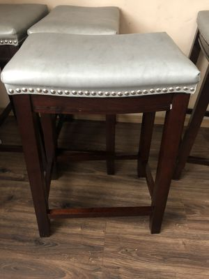"""Linon Allure Counter Stools 24"""" tall for Sale in Kennewick, WA"""