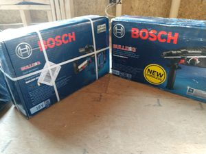 Bosch hammer drill and dust collector for Sale in Cedar Hill, MO