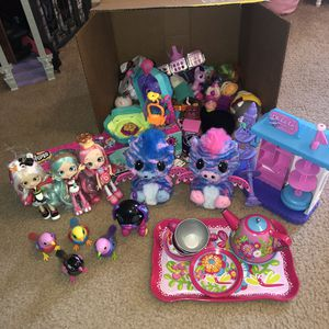 Shopkins, Hatchimals, Shoppies, Live Pets for Sale in Virginia Beach, VA