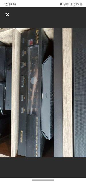 Fosgate surround processor for Sale in Lakewood, CO