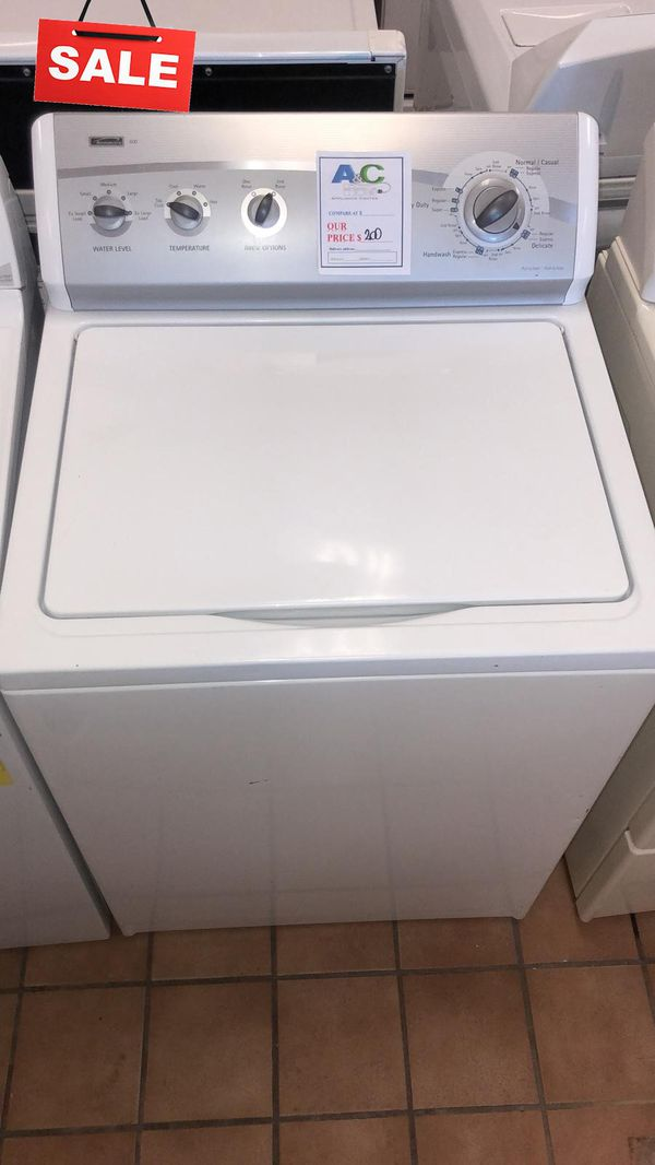 FIRST COME!!110v Washer Kenmore CONTACT TODAY! #1512