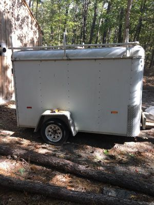Enclosed trailer for Sale in Villas, NJ