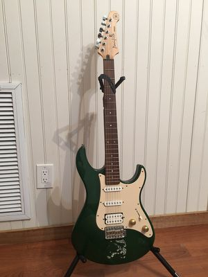 Yamaha Pac112v Electric Guitar Strat for Sale in Tampa, FL