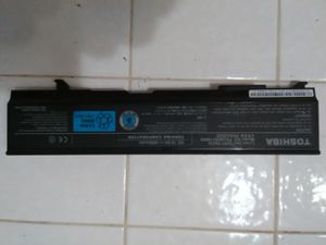 Toshiba laptop battery for Sale in Bakersfield, CA