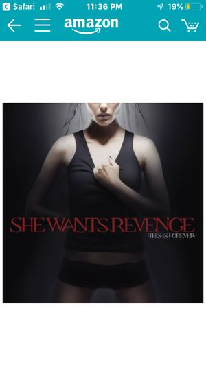 This Is Forever by She Wants Revenge CD - Brand New for Sale in Plantation, FL