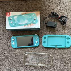 Nintendo Switch Lite In Excellent Condition for Sale in Las Vegas,  NV