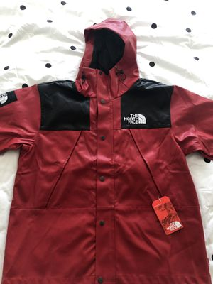 Supreme northface leather parka Sz XL brand new for Sale in Trenton, MI