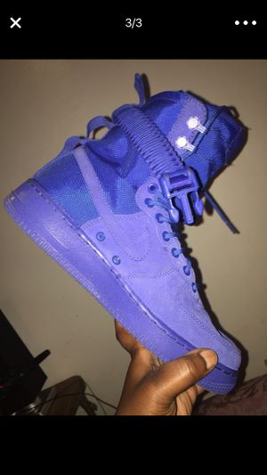 High Top Nike Air Forces for Sale in Alexandria, VA