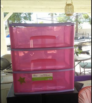 Pink plastic Storage for Sale in Las Vegas, NV