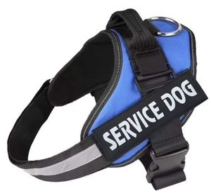 Service Dog Harness Blue Vest BRAND NEW All Sizes XS S M L XL XXL for Sale in Tampa, FL