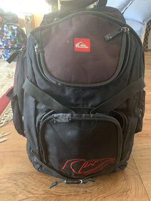Quicksilver Backpack $3 for Sale in Beaumont, CA