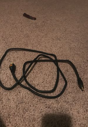 HDMI cable for Sale in Tempe, AZ