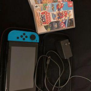 Nintendo switch v2 32Gb for Sale in Leavenworth, WA