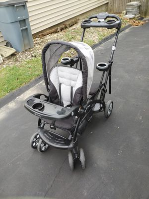 Baby Trend Sit n Stand double baby stroller for Sale in Boston, MA