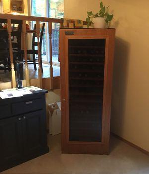 Wine Refrigerator Vinotheque / mignonette for Sale in Issaquah, WA