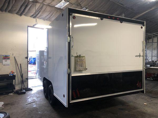 Trailers / custom trailer /Dumps/ Enclose trailer