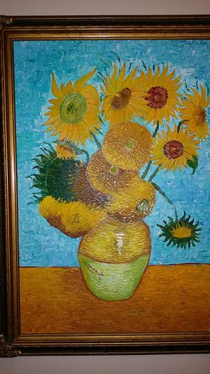 Van Gogh Sunflowers for Sale in Wichita, KS