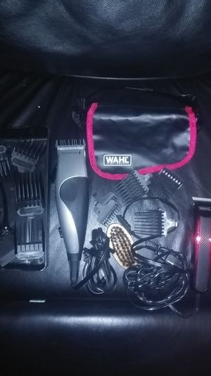 Remington clippers and wahl tblade trimmer for Sale in Stockton, CA