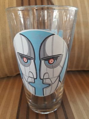 Collectible Pink Floyd beer glass for Sale in Phoenix, AZ