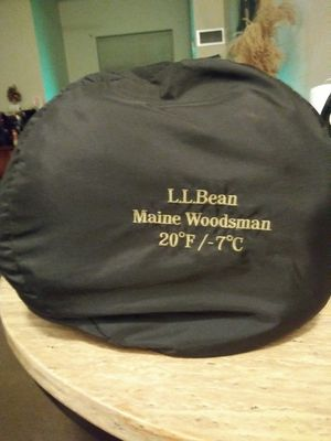 LL Bean.big Sleeping bag for Sale in Boston, MA