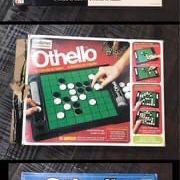 Othello Strategy Game just $5 each for Sale in Port St. Lucie, FL