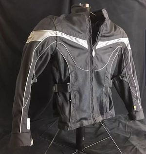 Olympia Armored Racing Touring Motorcycle Jacket for Sale in Laredo, TX